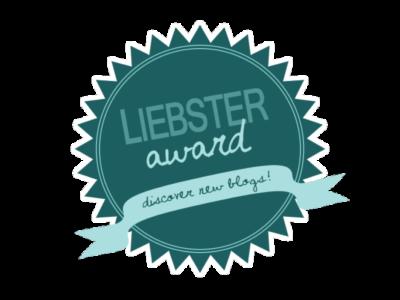 Liebster Award! Danke für die Nominierung